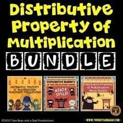 Bundle for Distributive Property