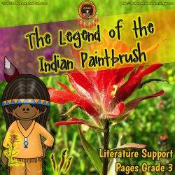 Legend of the Indian Paintbrush Companion Pack