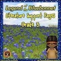 Legend of the Bluebonnet Companion Pack