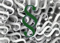 Umweltrecht: Neues bei Kunststoffabfällen