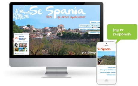 Se Spania - nettside