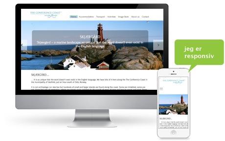 The Conference Coast - nettside