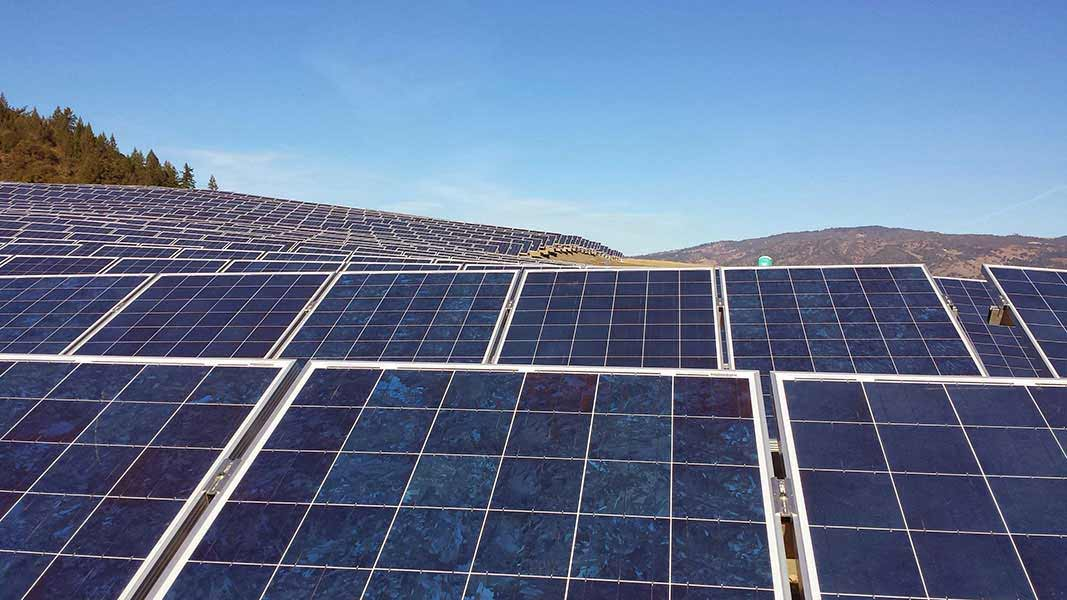 Electrical PV for Entire Project, Cloverdale, California (Landfill)