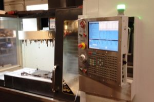 Haas CNC Machining Center