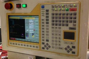 Wire EDM Control Panel