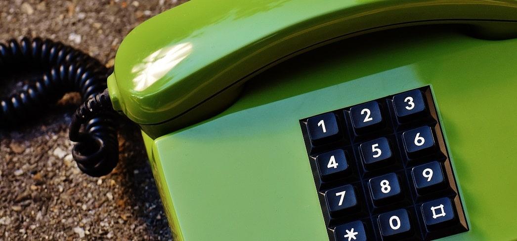 5 Wege, Ihre potenziellen Neukunden zum Abheben des Telefons zu bewegen / Quelle: pixabay.com