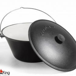 Cookking ketel gietijzer met/zonder emaille – Ketel gietijzer met emaille 16L