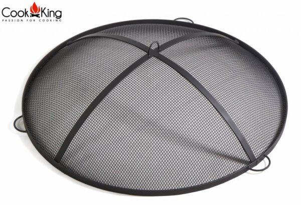 Cookking vuurschaal vonkenscherm diverse formaten – Vonkenscherm 60cm