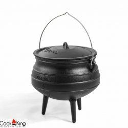 Afrikaanse kookpot gietijzer Cooking  – AFRIKAANSE GIETIJZEREN GOULASH POT 6L