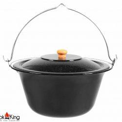 Cookking Hongaarse emaille ketel 10L/14L