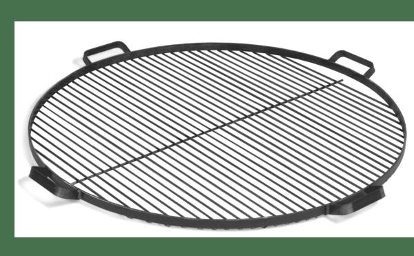 CookKing Stalen grillrooster met 4 handvatten