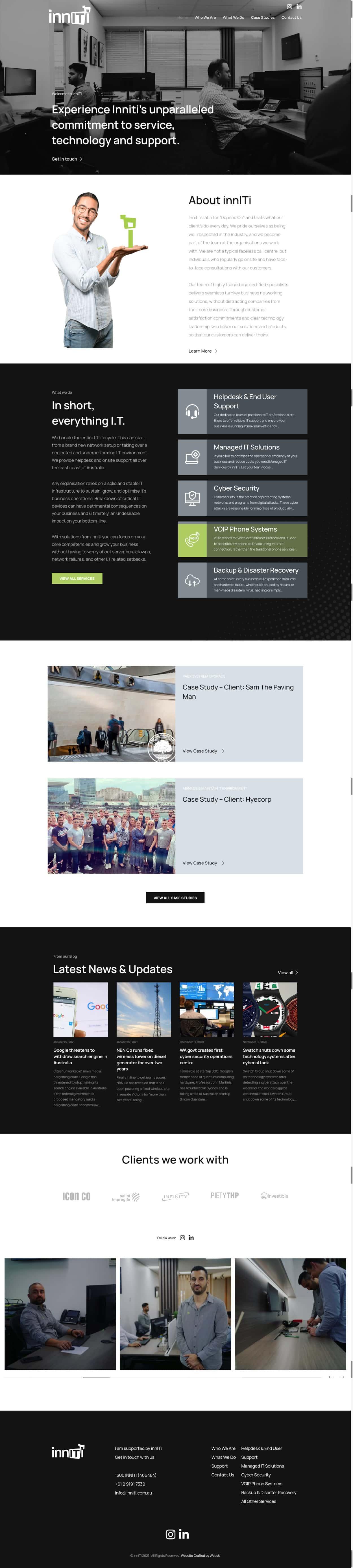 information-tehnology-web-design