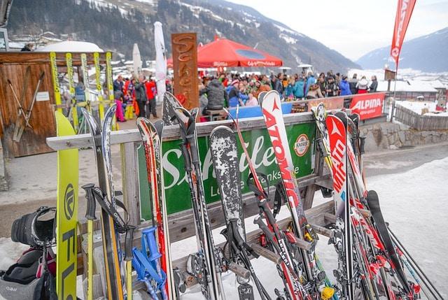 De beste après-ski wintersportplaatsen in Oostenrijk of Frankrijk