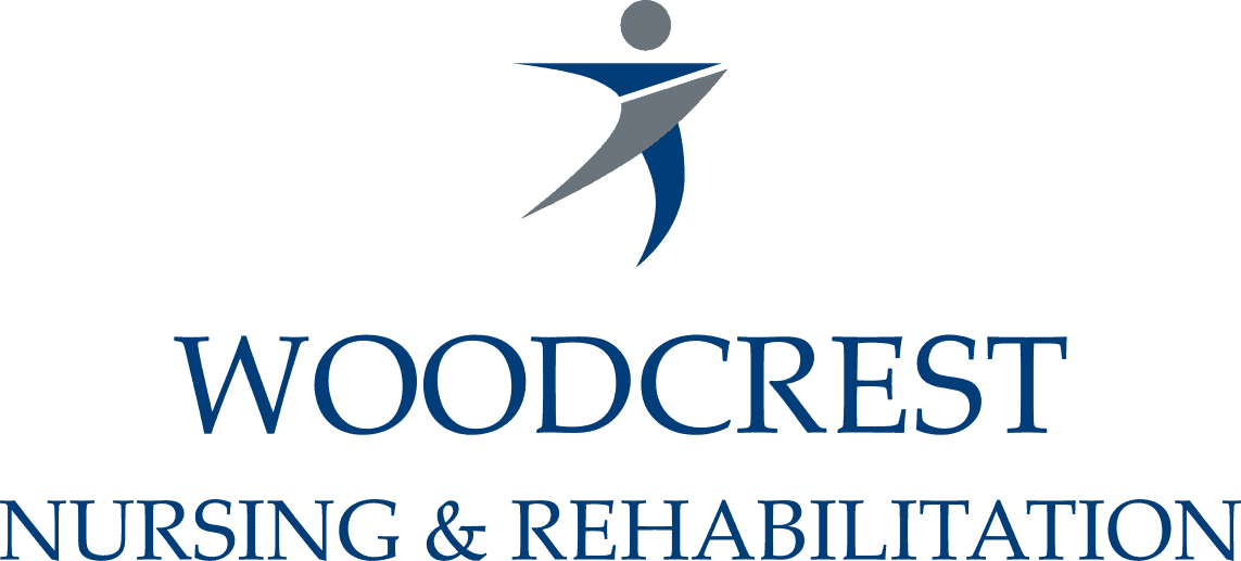 Woodcrest Nursing & Rehabilitation [logo]