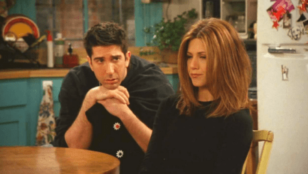 Remember That Friends Episode? 60% Say Ross Didn't Cheat on Rachel