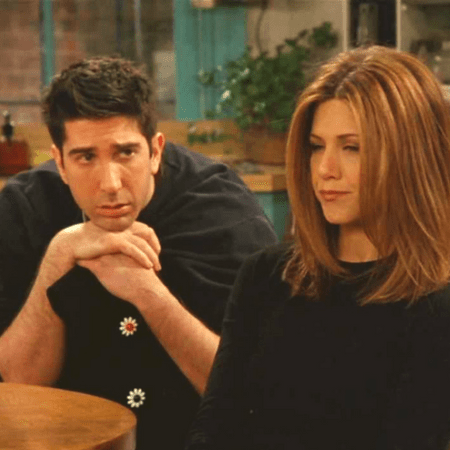 ¿Recuerdas ese episodio de Friends? 60% dice que Ross no engañó a Rachel