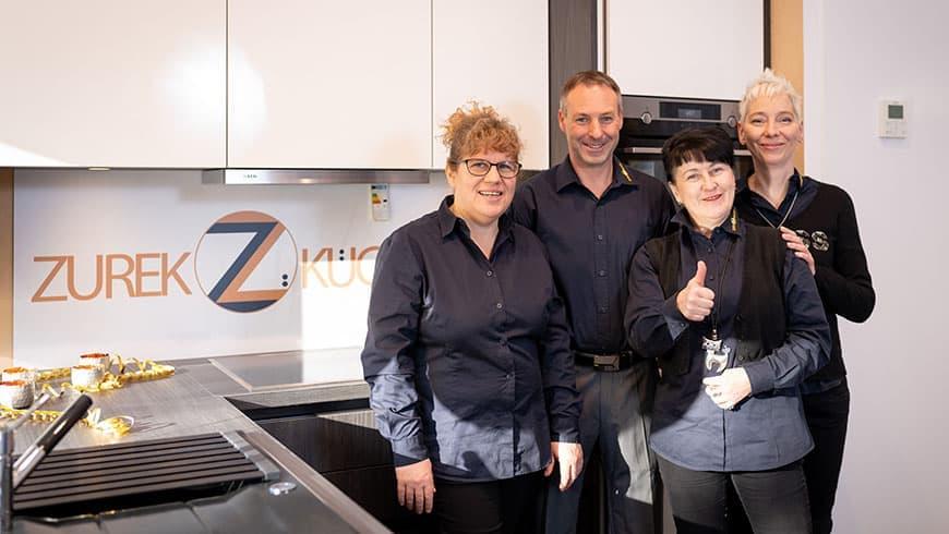 Unser Küchenstudio Team