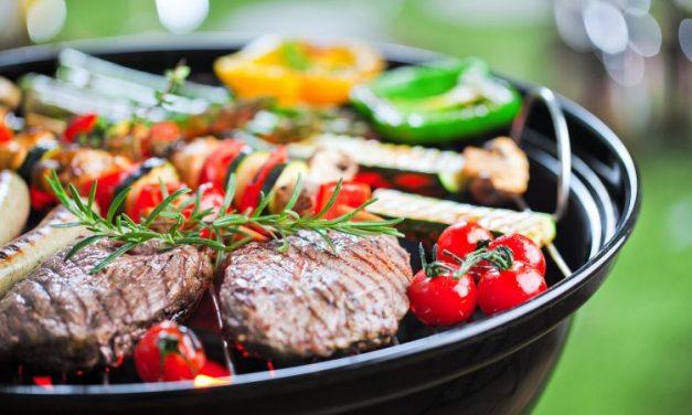 Siedem zasad zdrowszego grillowania