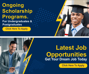 Job and scholarships