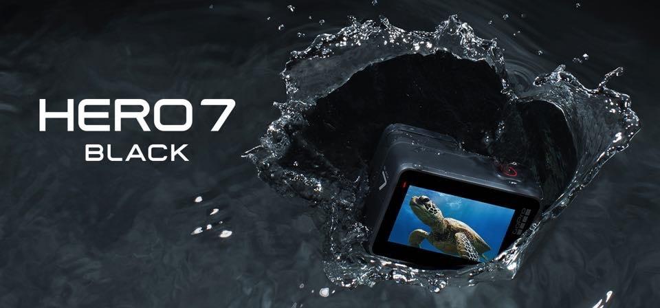 【GoPro】GoPro HERO7の中でBlackが一番オススメである4個の理由