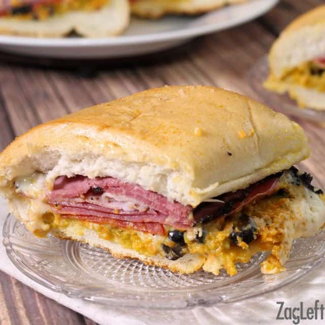 Muffuletta Recipe | ZagLeft