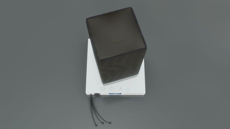 Hyperboom - wizualizacja produktu 3D