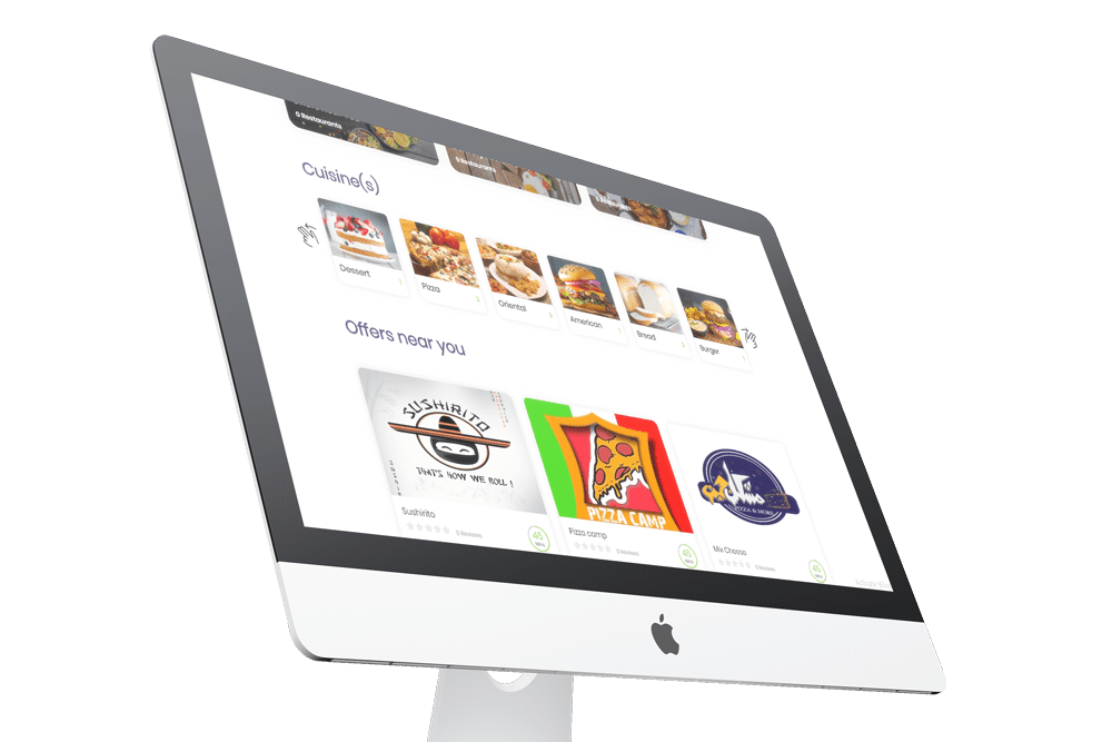 Client Web Ordering