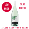 Zilzie Sauvignon Blanc