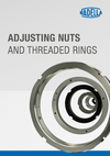 adjusting nuts - nadella
