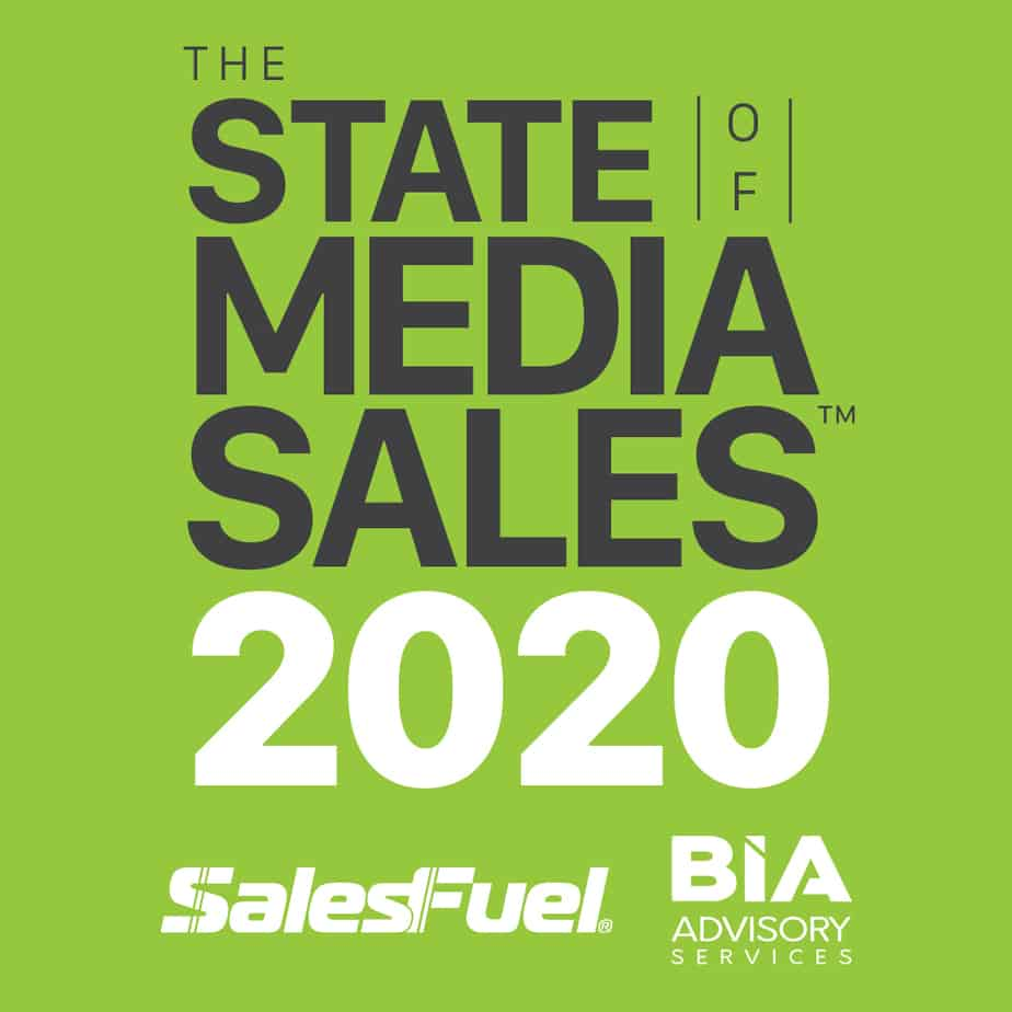 2020 State of Media Sales Webinar from AdMall SalesFuel and BIA Advisory Services