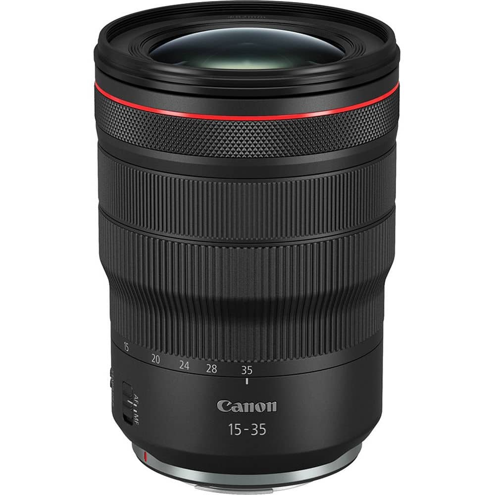 Canon RF 15-35 mm f/2,8L IS USM pour Canon R5
