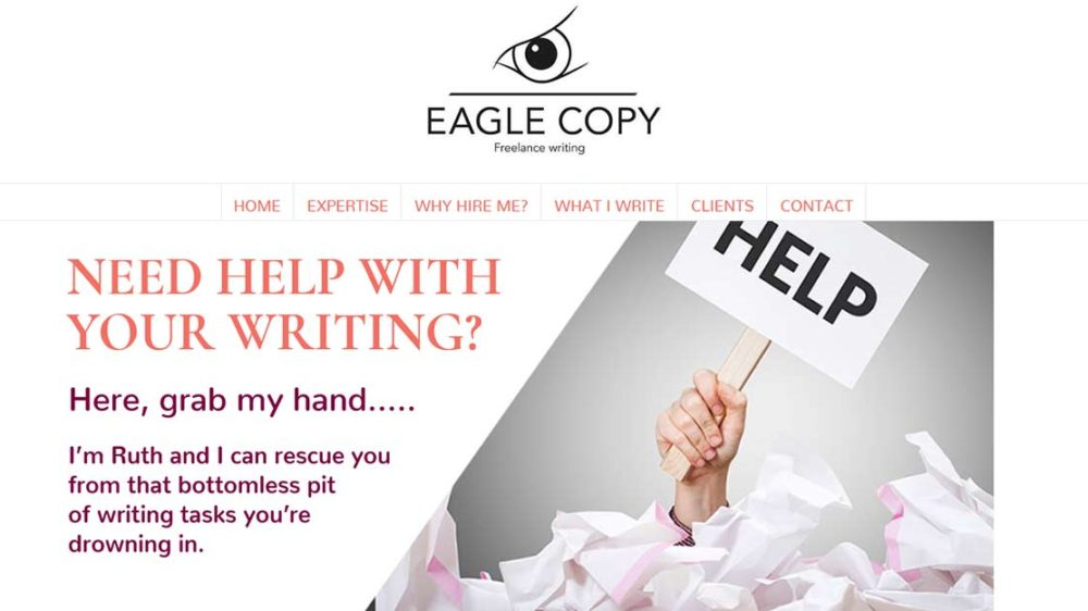 Eagle Copy – Copywriter for children and families