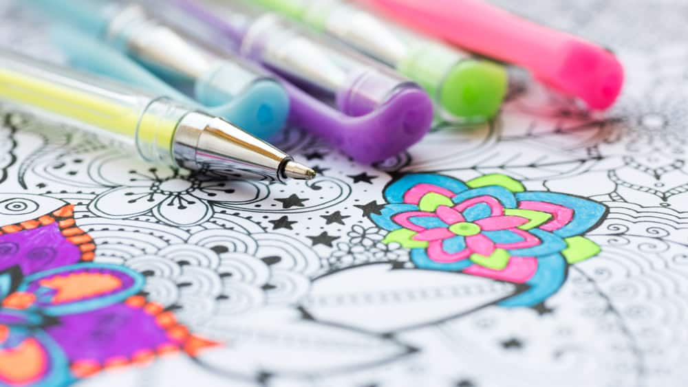 - The Best Gel Pens For Coloring