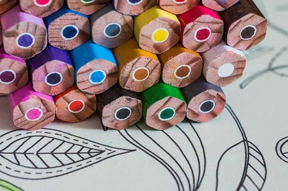 The best adult coloring books on amazon