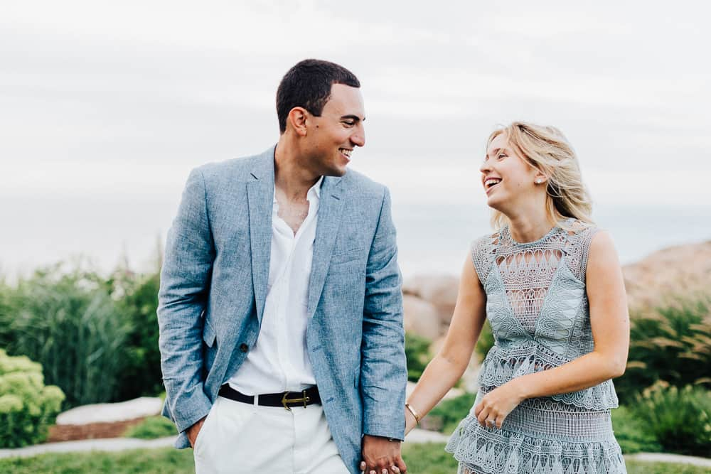 New England Engagement Party Photography