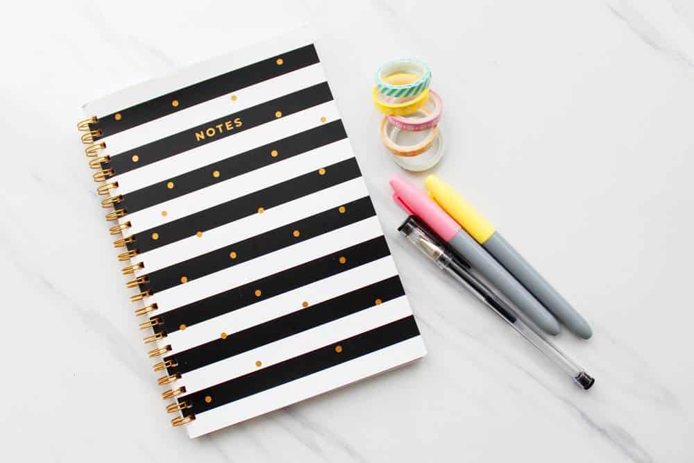 Bullet Journal Hacks and Tips