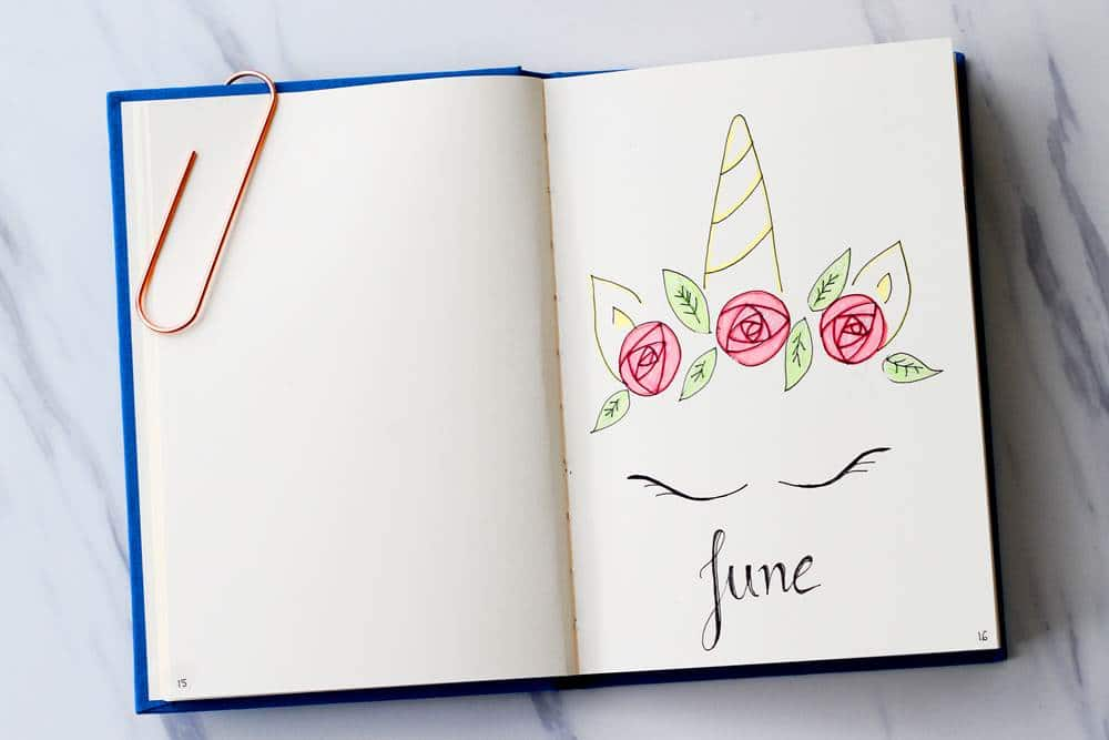 bullet journal cover themes