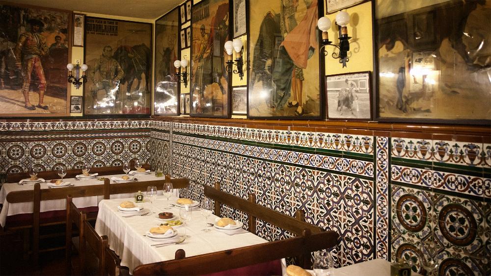 Restaurante Malacatin Mahoudrid