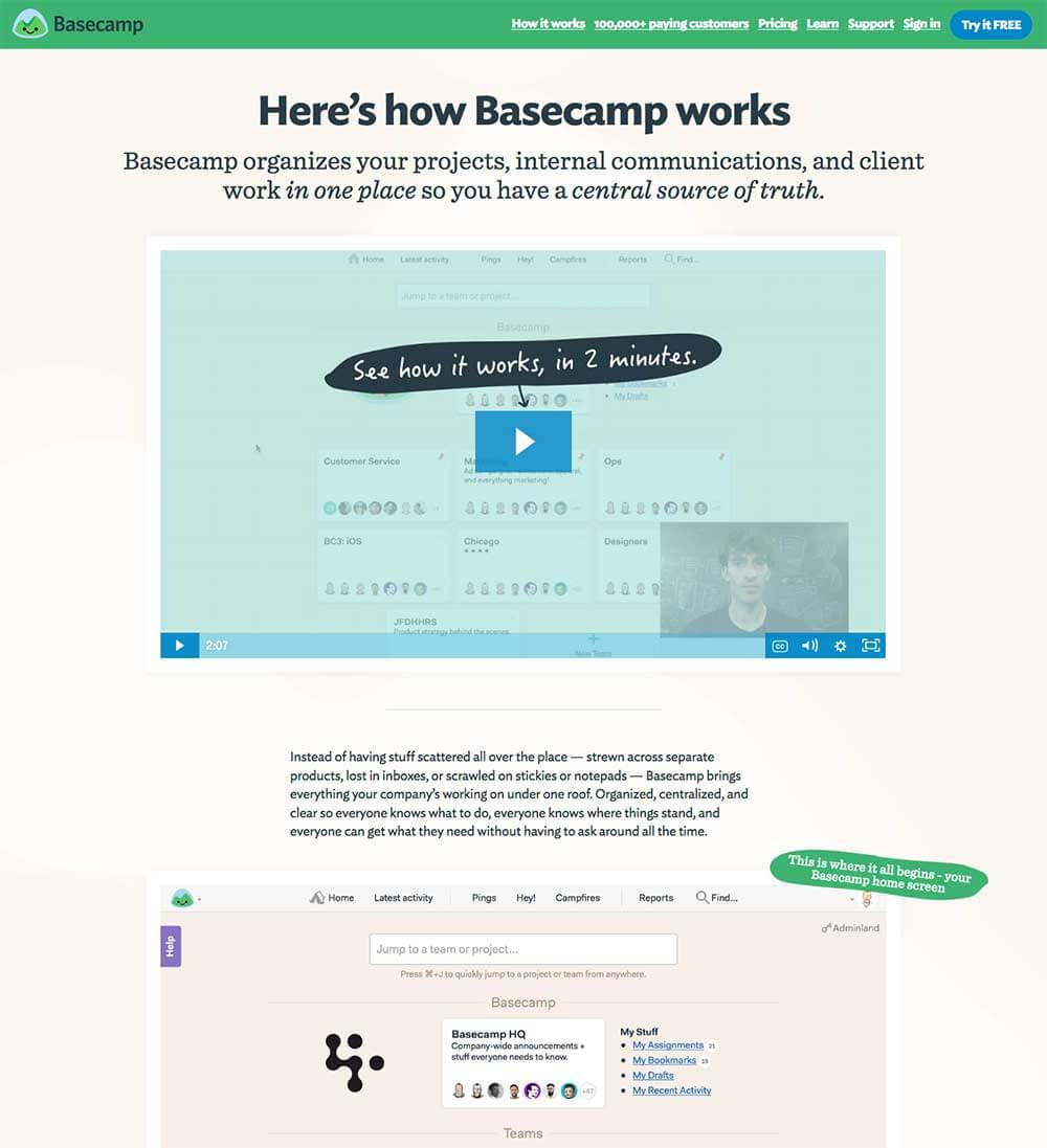 3 SaaS Companies that Understand Branding - Bop Design