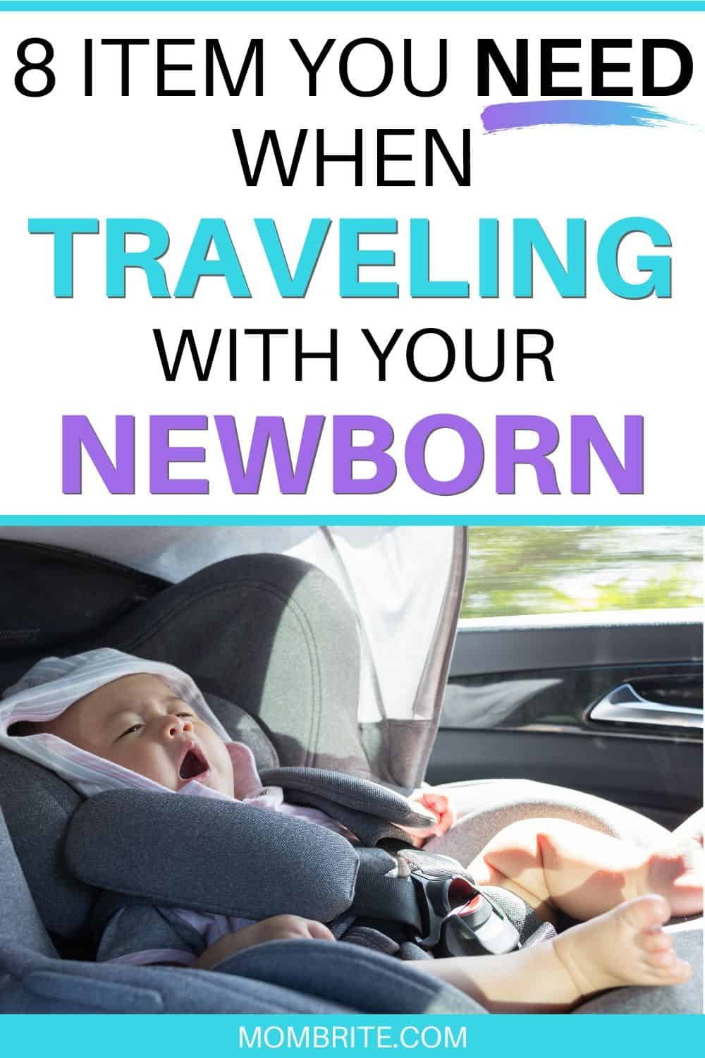 items-you-need-when-traveling-with-newborn