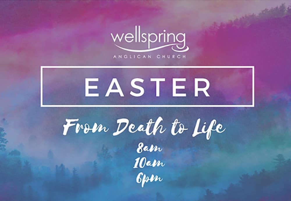 Easter at Wellspring