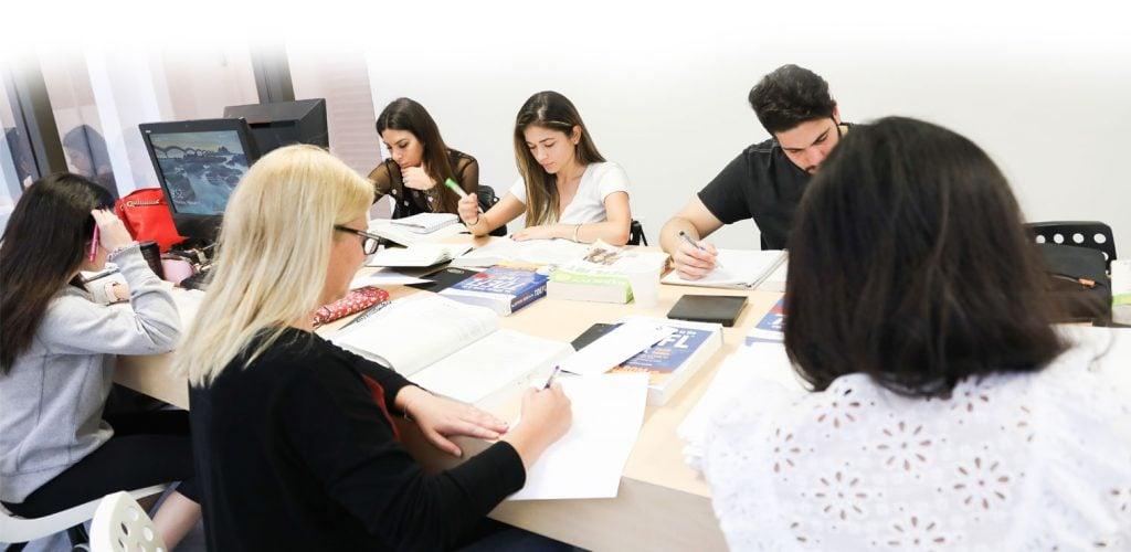 Escuela de Inglés en Aventura