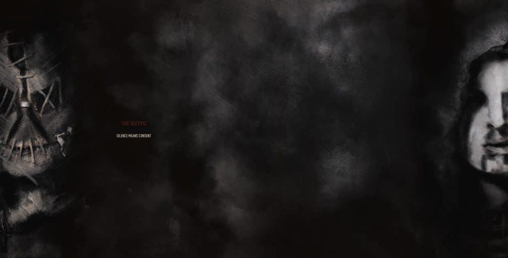 album design illustration für die band fix8:sed8