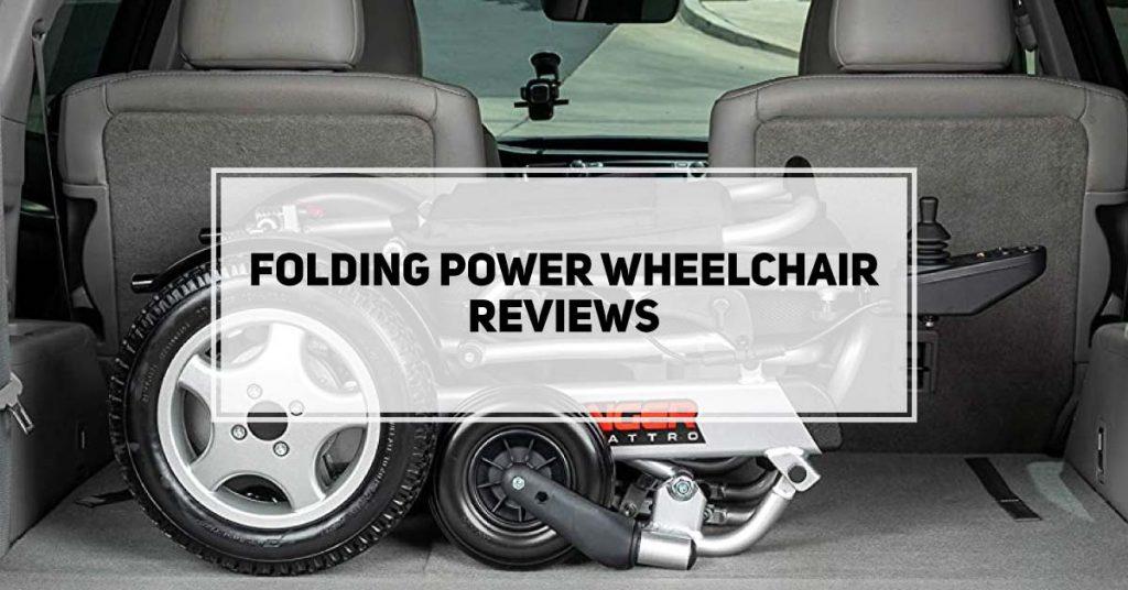 Folding Power Wheelchair Reviews