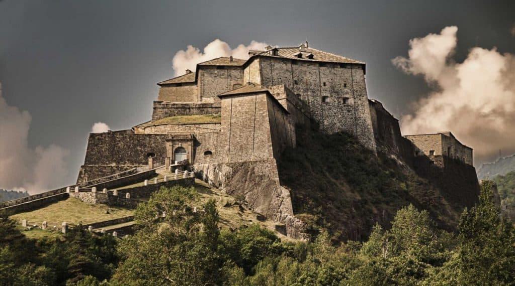 Forte di Exilles, Turin, Italy