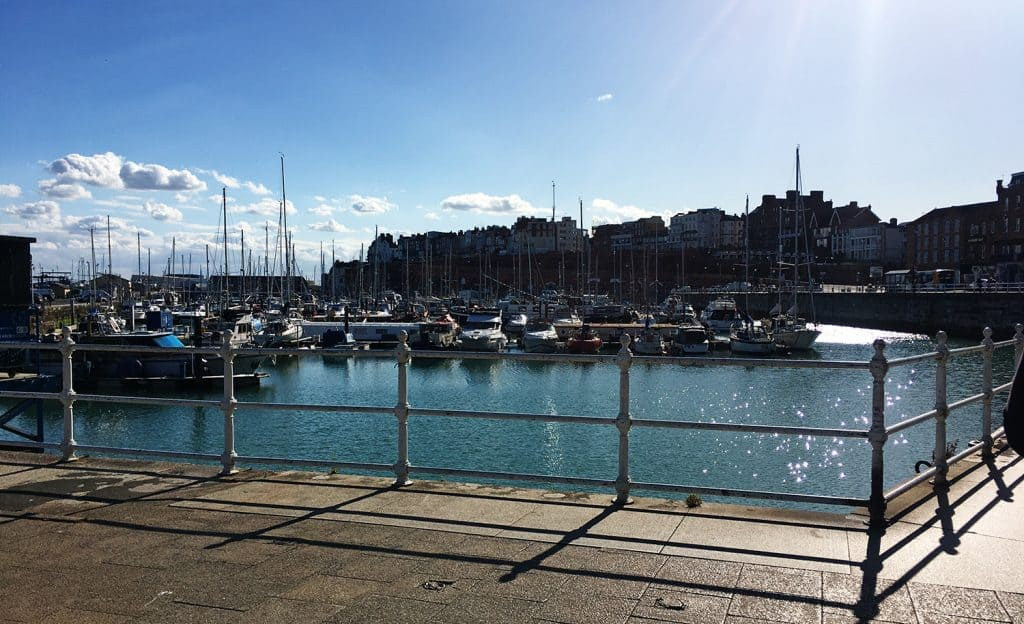 Days out in Kent with kids: Broadstairs