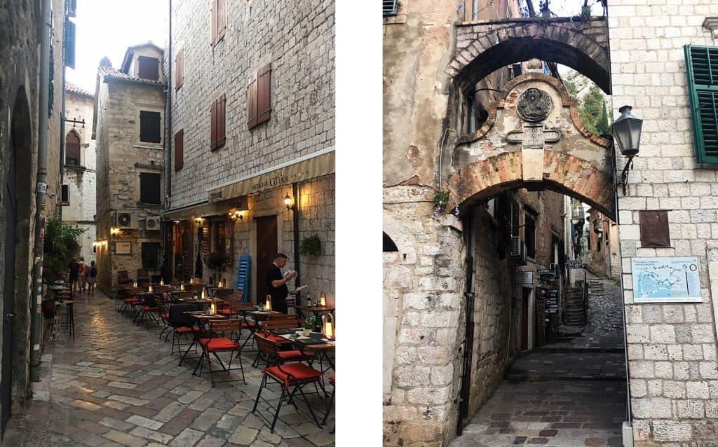 Kotor old town