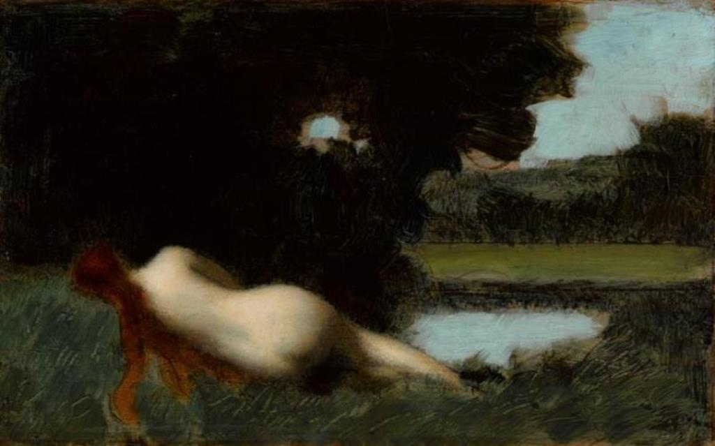 Reve, Jean-Jacques Henner