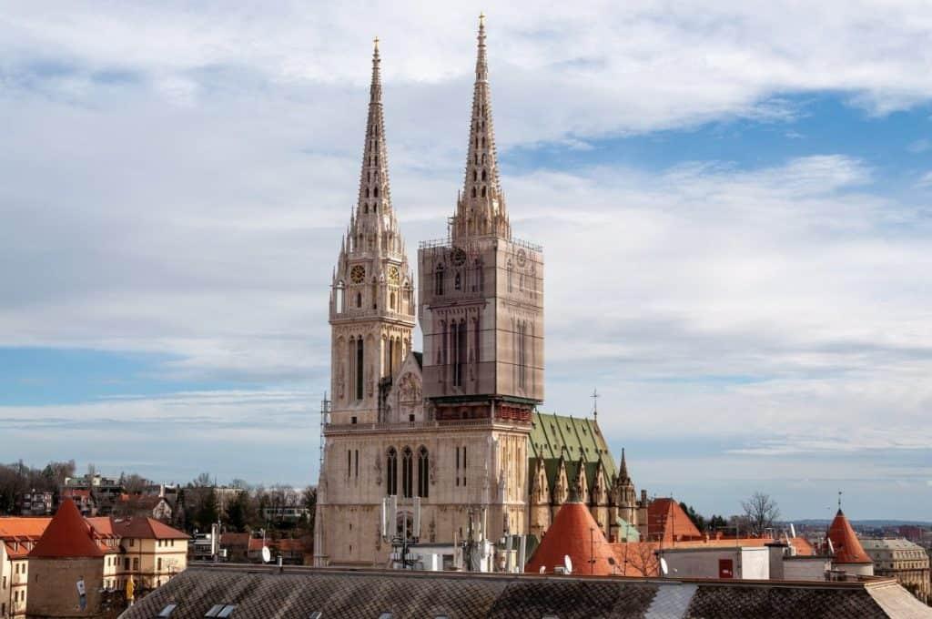 Cathedral of Zagreb, Zagreb, Croatia