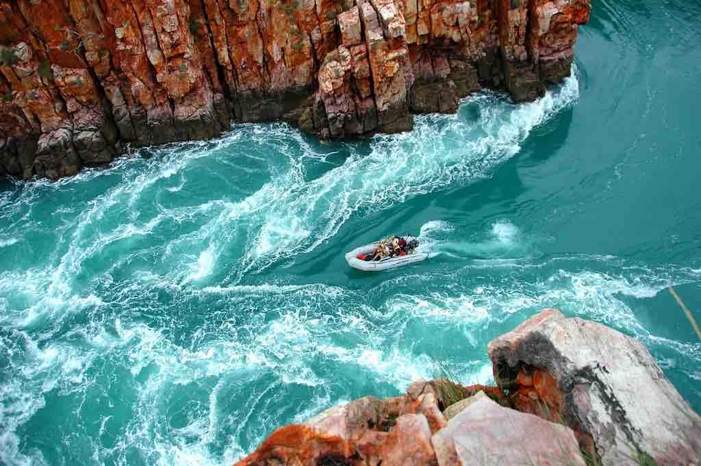 Horizontal Falls Kimberley Cruises